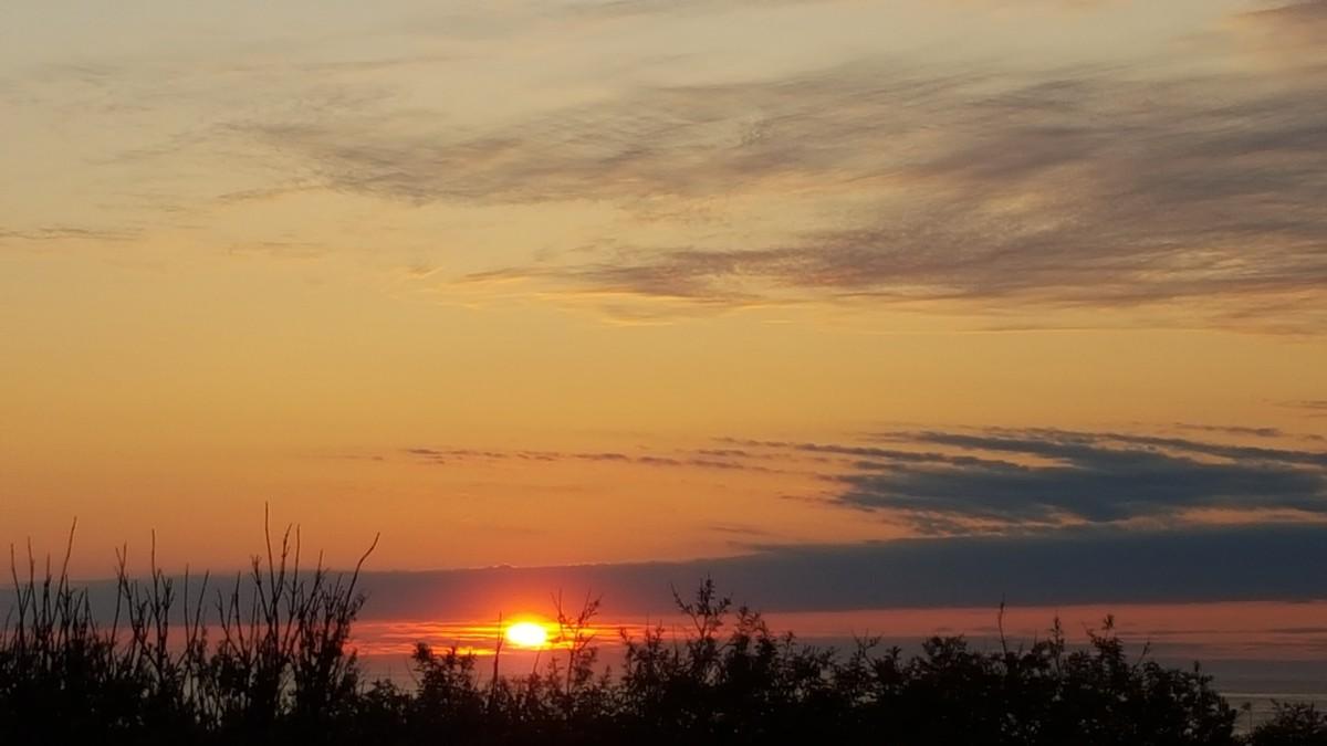 Sunrise from Sunrise Hill